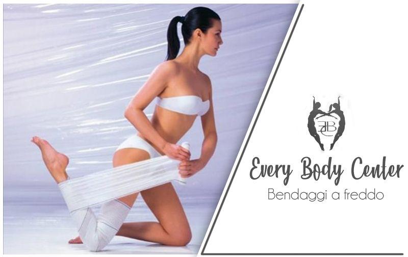 Offerta servizio professionale di bendaggi a freddo a Torino -  Every Body Center