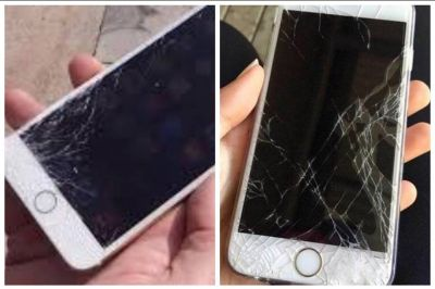 sostituzione vetro iphone osimo