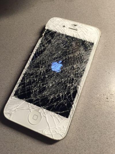 sostituzione vetro iphone numana