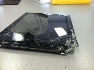 display ipad camerano