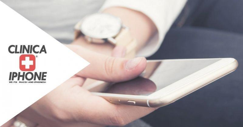 LA CLINICA DELL'IPHONE - offerta prenotazione riparazioni iphone online ancona
