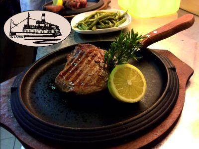offerta carne alla griglia lago di como il lario promozione grigliata di carne pesce lungo lago
