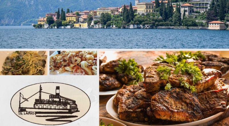 offerta ristoranti lungolago Como - promozione ristoranti su lago di Como con vista