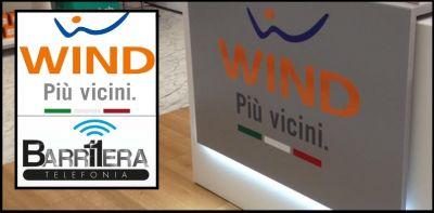 telefonia barriera11 promozioni mensili mobile wind trieste occasione negozio centro wind ts