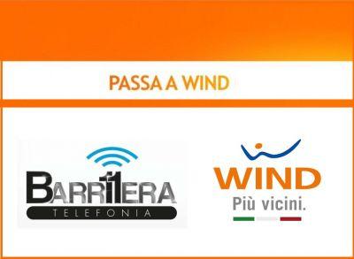 telefonia barriera11 offerte speciali passa a wind promozioni operator attack wind trieste