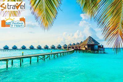 offerta viaggio alle maldive sardinia si travel sanluri