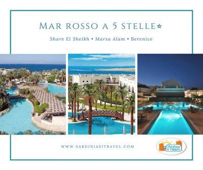 sardinia si travel agenzia viaggi offerta pacchetti vacanza in resort 5 stelle mar rosso