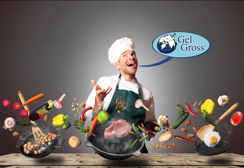 Offerta vendita prodotti ristorazione - Promozione distribuzione alimenti ristoranti Gel Gross