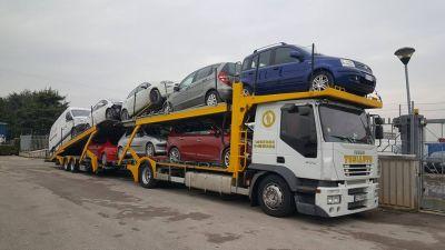 offerta servizio vendita di auto usate occasione promozione trasporto automobili usate verona