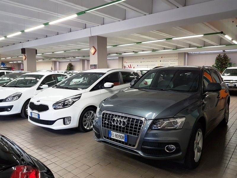 Offerta servizio professionale vendita di automobili usate - Occasione trasporto auto Verona