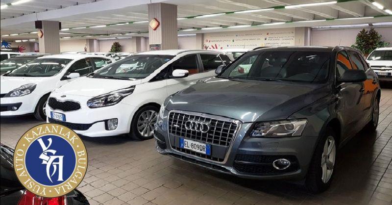 YUSI AUTO offerta compravendita di auto a Verona - occasione acquisto auto usate a Verona