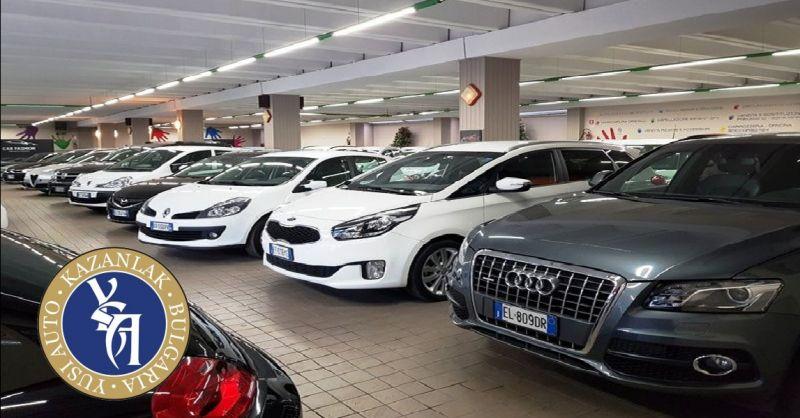 YUSI AUTO offerta vendita auto usate a Verona - occasione auto usate garantite a Verona