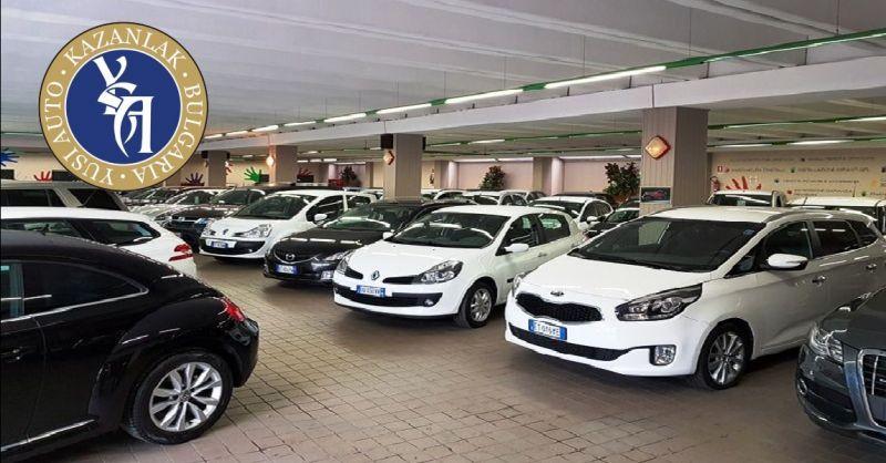 YUSI AUTO offerta auto concessionaria a Verona - occasione permuta auto usate a Verona