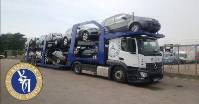 yusi auto offerta servizio trasporto auto in europa occasione trasporto internazionale auto