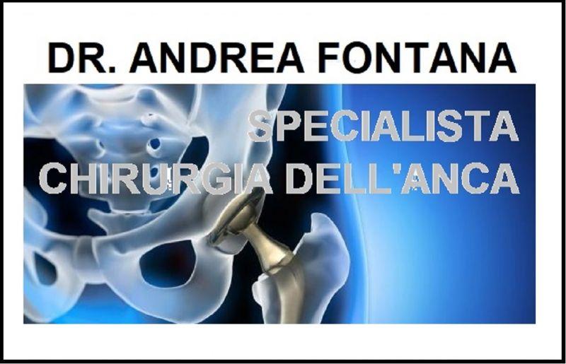 Offerta specialista ortopedia traumatologia - Promozione chirurgia rigenerativa e dell'anca