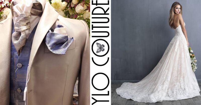offerta atelier abiti sposa sposo cleofe Allure Toi jesi-occasione sposi Helois Moncho Grimaldi