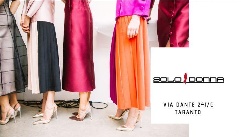 Offerta abbigliamento donna taranto - offerta abbigliamento classico taranto - grandi marchi