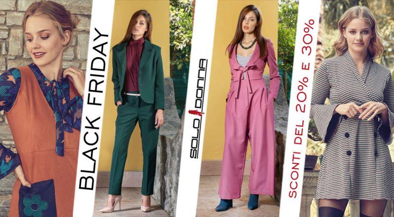 Sconti Black Friday abbigliamento Taranto – Promozione sconto articoli Baba Design Taranto