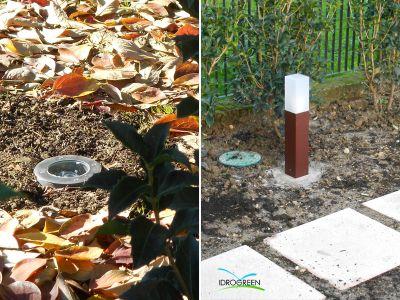offerta realizzazione impianti illuminazione promozione istallazioni illuminazioni giardini