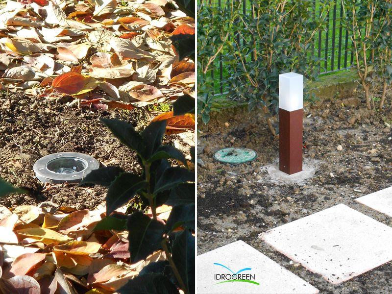 Offerta realizzazione impianti illuminazione- Promozione  istallazioni illuminazioni giardini