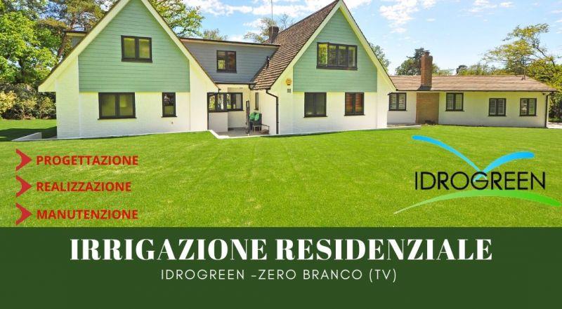 Occasione servizio di irrigazione residenziale a Treviso – Offerta realizzazione impianti di irrigazione a Treviso