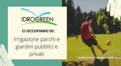 vendita irrigazione parchi pubblici e residenziali a treviso e vicenza offerta manutenzione parchi pubblici e privati a treviso e vicenza