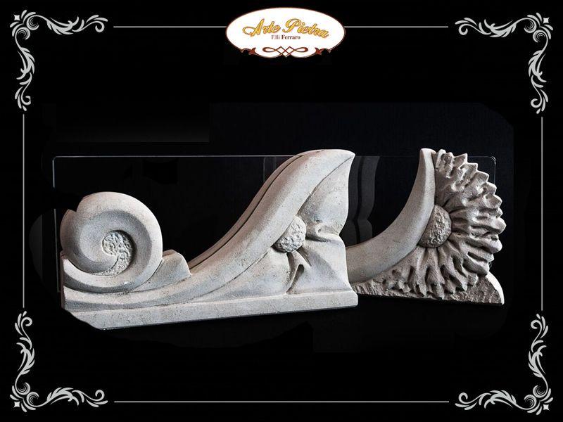 Offerta realizzazione cornici artigianali in pietra - Promozione distribuzioni cornici Italy