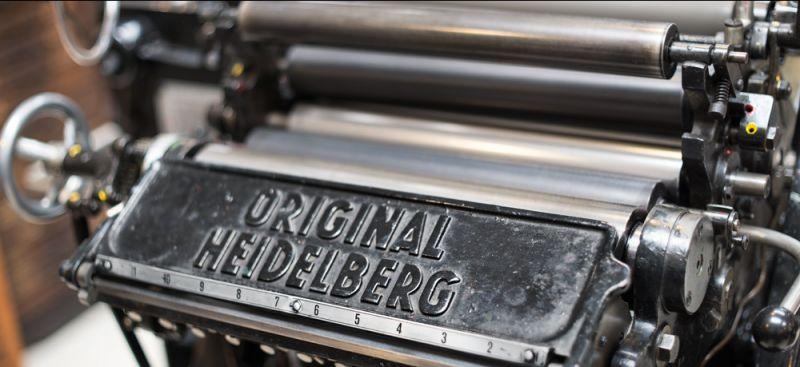 Offerta macchine per la stampa Offset e digitali Verona - Stampa tipografica a caratteri mobili