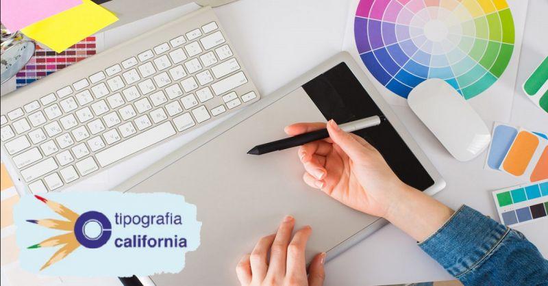 TIPOGRAFIA CALIFORNIA offerta stampa di buste - occasione progettazione grafica e stampa Verona