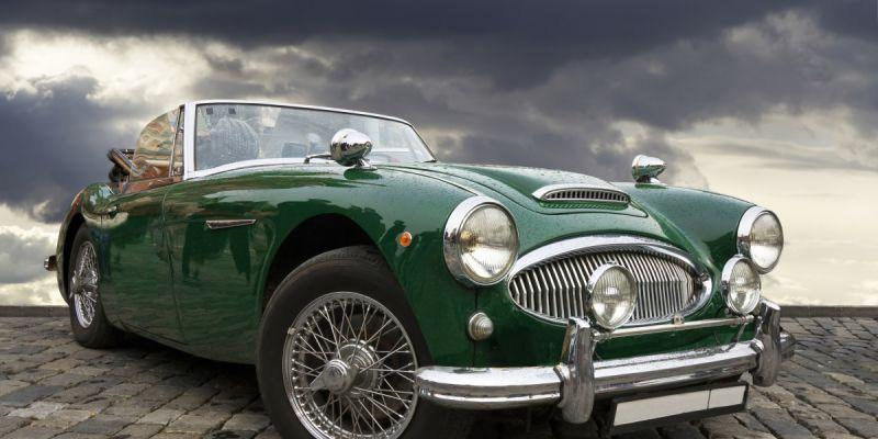 offerta Restauro moto auto epoca - occasione manutenzione riparazione auto storiche