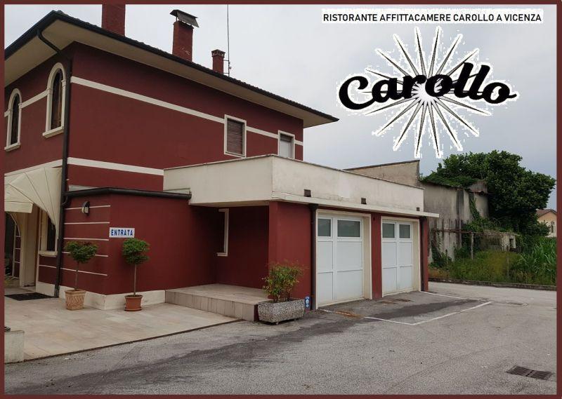 Carollo offerta affittacamere vicino vicenza - Promozione pernottamento vicino centro vicenza