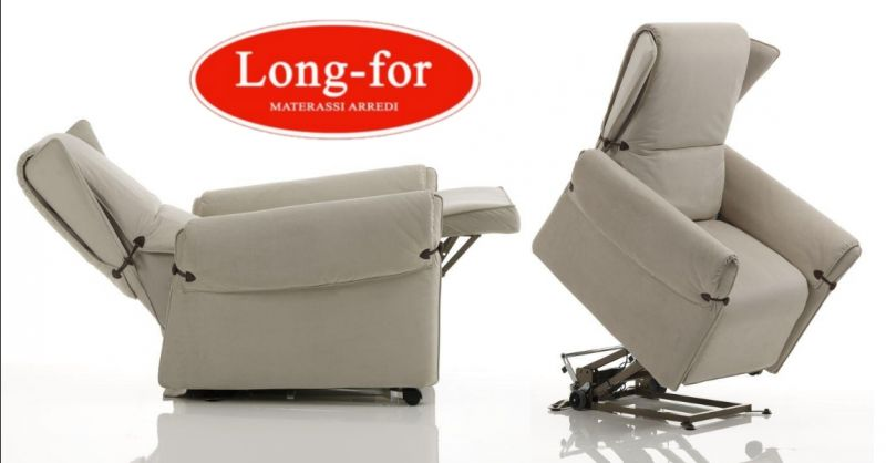 Poltrone D Occasione.Long For Offerta Poltrona Con Roller System A Sona