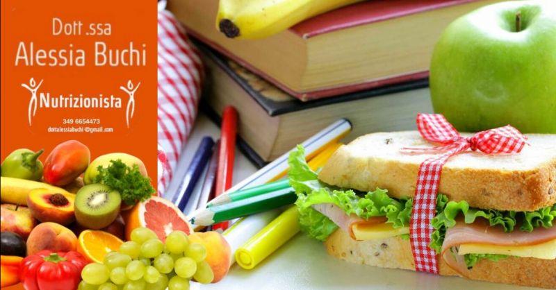 Promozione dieta bambini in età scolare - offerta consulenza nutrizionale per bambini Verona