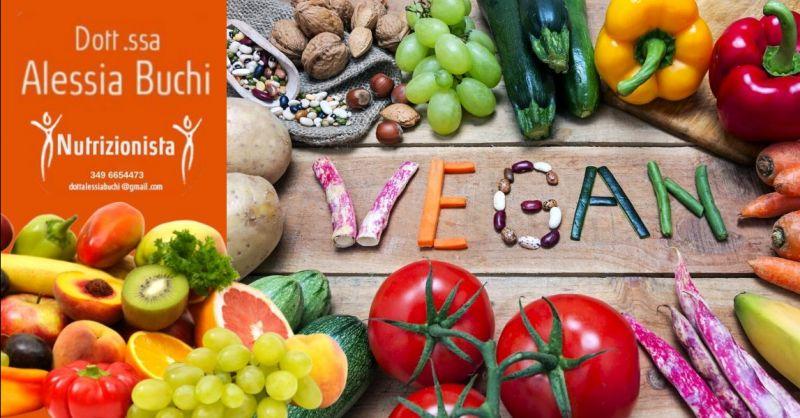 Promozione specialista in nutrizione latto ovo vegetariana vegana - offerta dieta vegana Verona