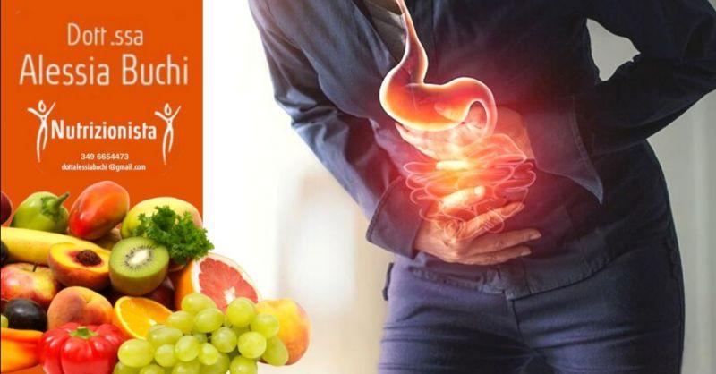Offerta nutrizionista per problemi intestinali - offerta dieta specifica colon irritabile Verona