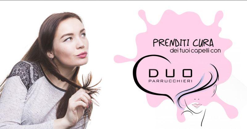 Offerta rigenerare i capelli dopo l'estate -  Duo Parrucchieri