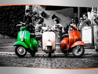 offerta centro ricambi vespa lambretta scooter ugento nicolardi moto