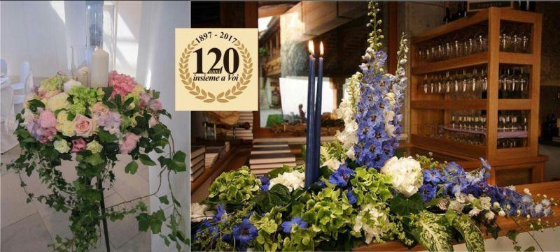 GERMANFIORI offerta decorazioni floreali per eventi - occasione consegna fiori a domicilio