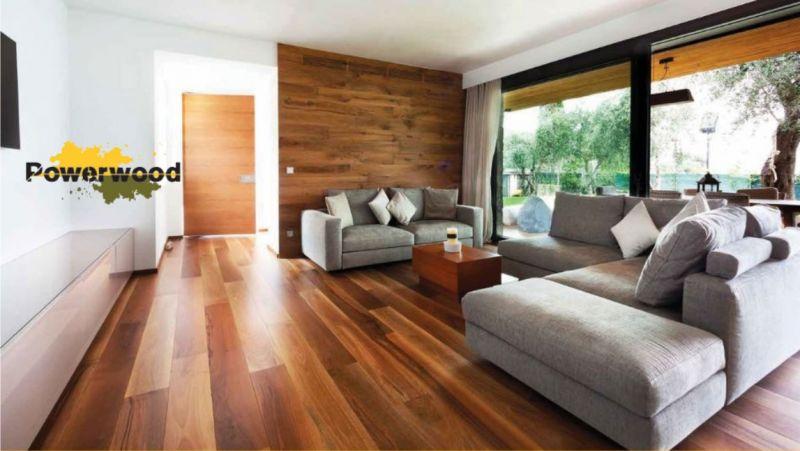 POWERWOOD offerta vendita posa parquet in legno - occasione pavimenti laminati Trieste