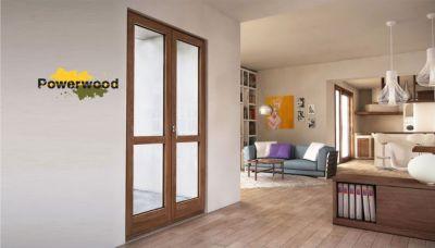 powerwood offerta produzione porte a scrigno su misura occasione vendita porte scorrevoli