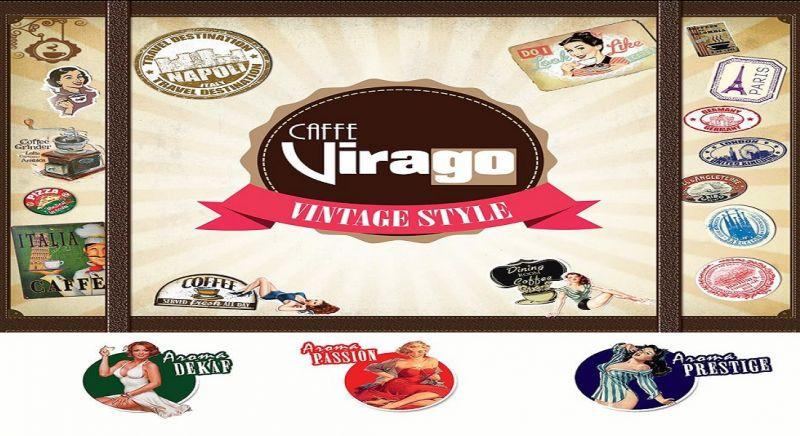 Caffe Virago offerta caffe in cialde - occasione tipi di caffe Napoli