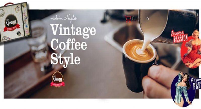 Caffe Virago offerta macchine da caffe - occasione comodato d uso Napoli