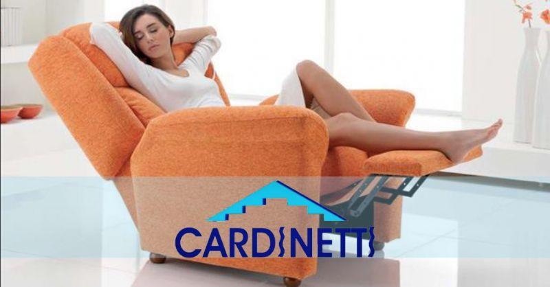 offerta acquisto poltrone relax Mantova - occasione vendita poltrone per anziani Mantova