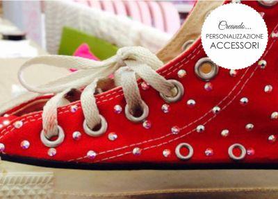 offerta personalizzazione accessori promozione personalizzazione borse scarpe occhiali