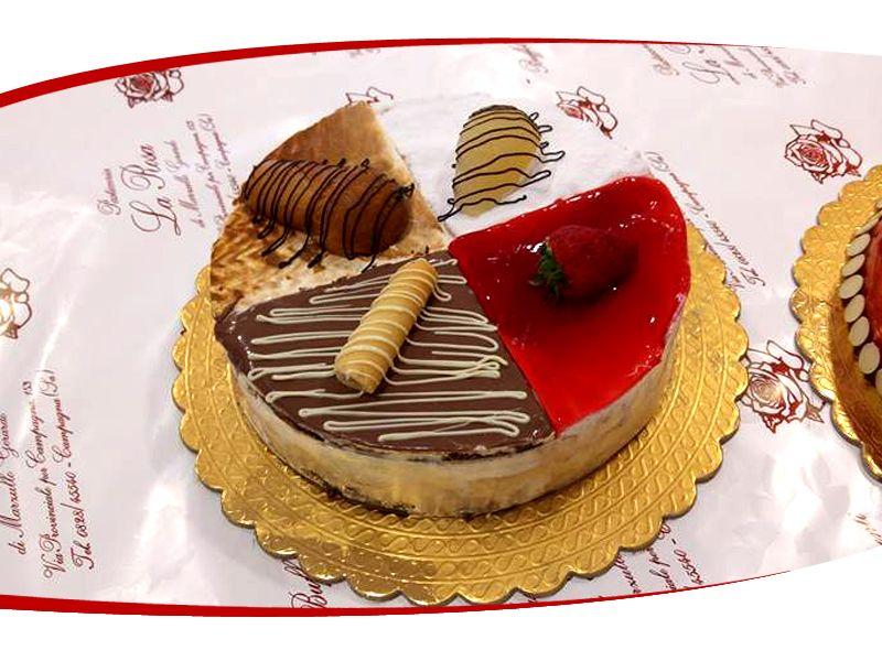 Offerta realizzazione torta Cake 4 stagioni  - Promozione torta artigianale 4 stagioni