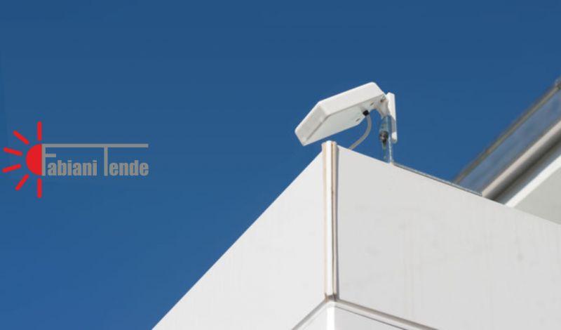 FABIANI TENDE offerta sistemi di sicurezza tende automatiche – promozione controlli digitali a comando