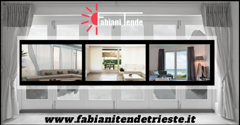 offerta tende da interni su misura Trieste - occasioni tende per interni moderne e classiche Trieste