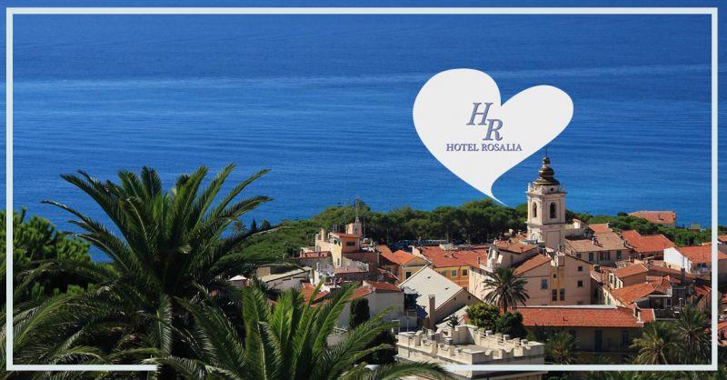 Offerta albergo familiare Bordighera - Occasione spiagge rinomate vicino Bordighera