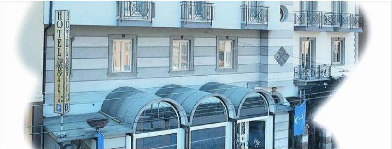 Hotel Rosalia Bordighera Offerta comoda Vacanza al mare tutto l'anno Albergo