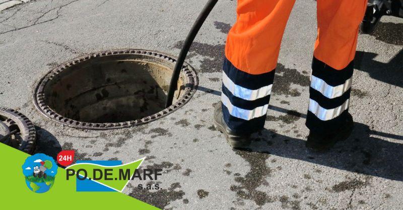 offerta pronto intervento spurghi fognature - servizio smaltimento acque reflue